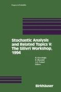 Stochastic Analysis and Related Topics V