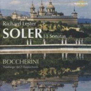 Soler - Boccherini. 13 Sonaten & Fandango