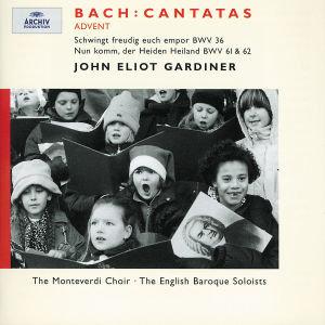 Adventskantaten BWV 36,61,62