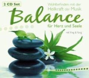 Balance Für Herz Und Seele Mit Ying Yang