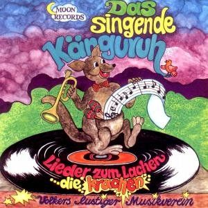 Das singende Känguruh. CD