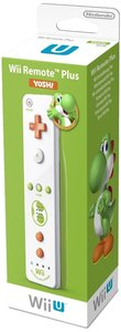 Nintendo Wii U Remote Plus - Yoshis Edition