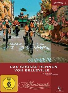 Meisterwerke Edition-Das grosse Rennen von (DVD)