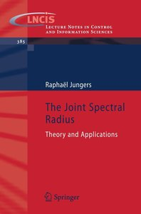 The Joint Spectral Radius