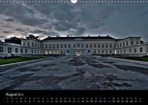Herrenhäuser Gärten (Wandkalender 2014 DIN A3 quer)