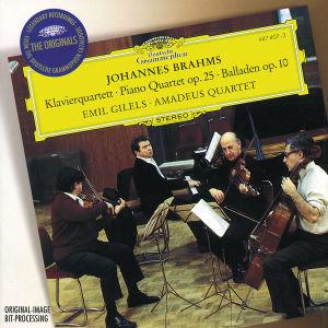 Klavierquartett/Balladen