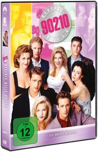 Beverly Hills, 90210 - Season 3 (8 Discs, Multibox)