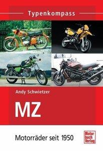MZ Motorräder seit 1950