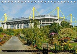 Dortmund - moderne Metropole im Ruhrgebiet (Tischkalender 2016 D