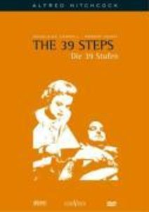 Hitchcock-The 39 Steps (DVD)