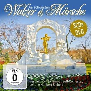 Die schönsten Walzer & Märsche.3CD+DVD