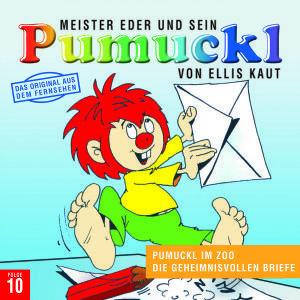 Meister Eder 10 und sein Pumuckl. Pumuckl im Zoo. Die geheimnisv