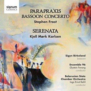 Parapaxis/Fagottkonzert/Serenata op.113