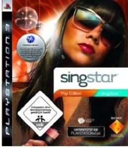 Singstar Pop Edition (Karaoke)