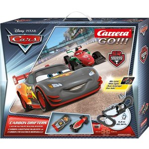 GO!!! Carbon Drifters Disney Cars