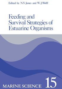 Feeding and Survival Srategies of Estuarine Organisms