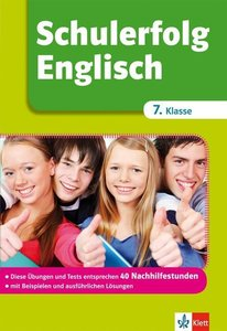 Schulerfolg Englisch 7. Klasse