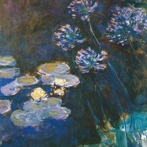 Claude Monet - Blossoms & Flowers 2017