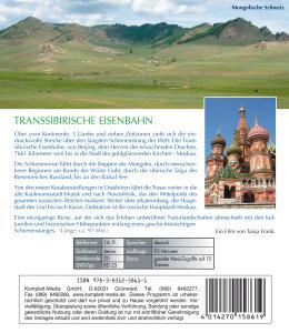 Transsibirische Eisenbahn-Peking b.Mo
