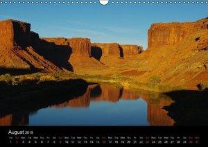 Spectacular Utah / UK-Version (Wall Calendar 2015 DIN A3 Landsca
