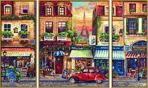 MNZ-Paris Nostalgie (Triptychon)