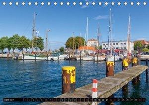 Laboe - Urlaub am Meer (Tischkalender 2017 DIN A5 quer)