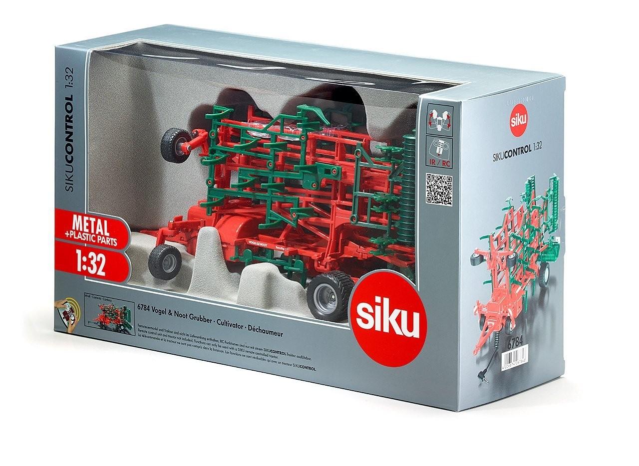 Siku 6784 - Vogel & Noot: Grubber - zum Schließen ins Bild klicken