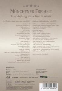 Von Anfang An-Live & Mehr