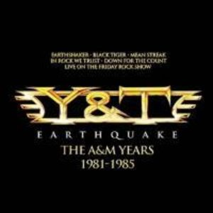 Earthquake-The A&M Years