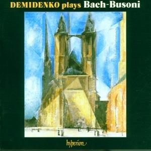 Bach Klaviertranskriptionen 1