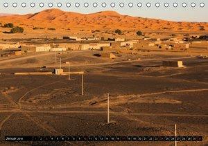 Erg Chebbi - Marokkos Traumdünen (Tischkalender 2016 DIN A5 quer