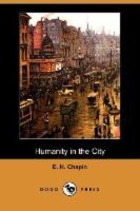 HUMANITY IN THE CITY (DODO PRE