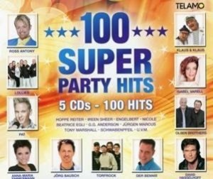 100 Super Party Hits
