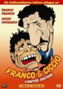 Franco & Ciccio Box (DVD)