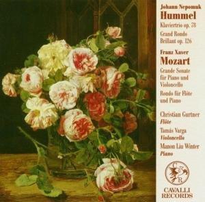 Trio op.78/Rondo op.126/Grande Sonate