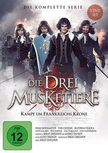 Die Drei Musketiere - Kampf um Frankreichs Krone (Die Serie)