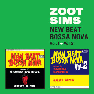New Beat Bossa Nova Vol.1+2
