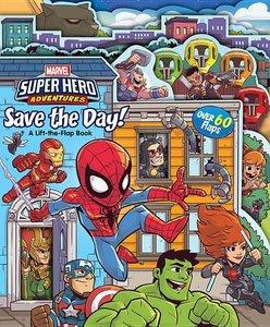 SUPER HERO ADV SAVE THE DAY