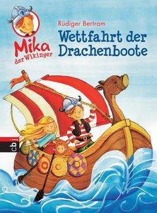 Mika der Wikinger 01. Wettfahrt der Drachenboote