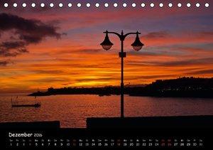 Lanzarote - Insel der Vulkane (Tischkalender 2016 DIN A5 quer)