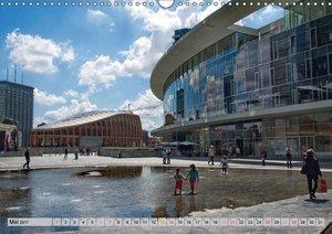 Neue Architektur in Mailand (Wandkalender 2017 DIN A3 quer)
