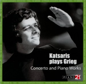 Katsaris plays Grieg-Concerto and Piano Works