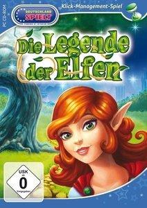 Die Legende der Elven (Klick-Management-Spiel)