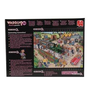 Wasgij Destiny 13 - Pendler-Verkehr - 1000 Teile