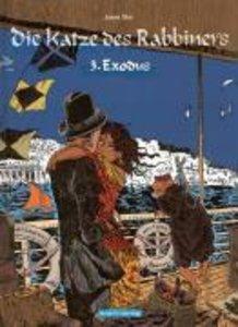 Die Katze des Rabbiners 3. Exodus