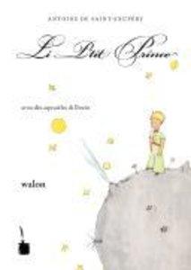 Der kleine Prinz. Le Petit Prince-Walon