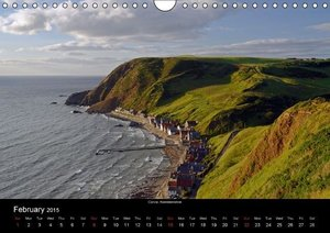 Scotland / UK-Version (Wall Calendar 2015 DIN A4 Landscape)