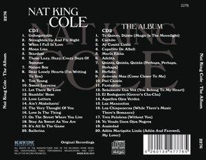 Nat King Cole-The Album