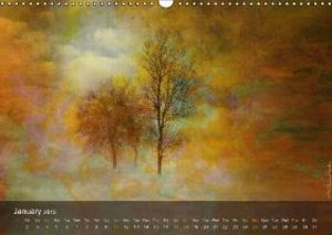 DIGITAL eye (Wall Calendar 2015 DIN A3 Landscape)