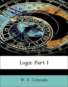 Logic Part I